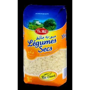 Riz Etuvé Thika 1kg
