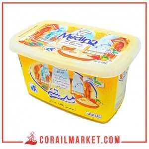 Beurre de ghee végétal medina cevital 1.8 kg