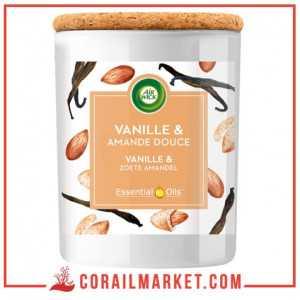 Bougie cannelle de Ceylan et pomme du verger AIR WICK 100 g