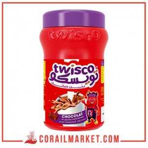 chocolat en poudre twisco 500 g