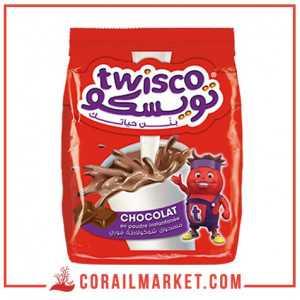 chocolat en poudre twisco 300 g