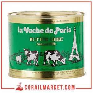 Beurre de ghee la vache de paris 400 g