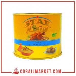 Beurre de ghee star 500 g