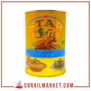 Beurre de ghee star 1kg