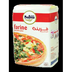 Farine Safina pour pâte à pizza