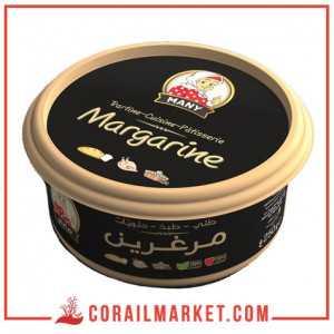 Margarine végétale Many 250 g