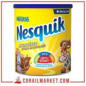 Chocolat en poudre sans gluten Nesquik 400 g